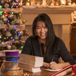 C) Ainda prefiro enviar cartões de Natal para os amigos e familiares