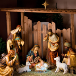 D) Celebrar as tradições e os símbolos natalinos