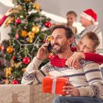F) Reunir a família e os amigos para passar um tempo agradável com eles