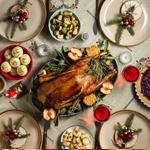C) Gosto de servir pratos criativos e elaborados para surpreender o paladar dos meus convidados à mesa